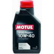 Моторни Масла Motul MOTUL 2100 POWER+ 10W-40 - 1 ЛИТЪР  11.90 ЛВ.