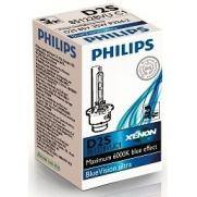 Крушки Xenon  D2S PHILIPS D2S C1 BLUE VISION ULTRA  162.00 ЛВ.
