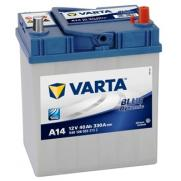 Акумулатори Varta Blue Dynamic VARTA BLUE DYNAMIC 40AH 330 R+  116.00 ЛВ.