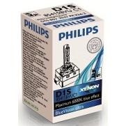 Крушки Xenon  D1S Osram PHILIPS D1S 35W BLUE VISION ULTRA  208.00 ЛВ.
