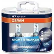 Крушки 12V H7 12V Osram OSRAM H7 12V 55W NIGHT BREAKER PLUS КОМПЛЕКТ                 44.00 ЛВ.