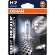 Крушки 12V H7 12V Osram OSRAM H7 12V 55W NIGHT BREAKER UNLIMITED  23.00 ЛВ.