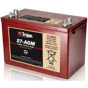 Акумулатори Trojan Deep-Cycle Agm TROJAN DEEP-CYCLE AGM 12V 89AH                 639.00 ЛВ.