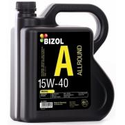BIZOL ALLROUND 15W-40 - 4 ЛИТРА