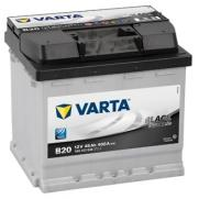 Акумулатори Varta Black Dynamic VARTA BLACK DYNAMIC 45AH 400 L+  112.20 ЛВ.