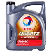 TOTAL QUARTZ 9000 ENERGY 5W-40 - 5 ЛИТРА
