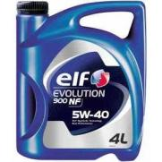 Моторни Масла Elf ELF EVOLUTION 900 NF 5W-40 - 4 ЛИТРA  35.90 ЛВ.
