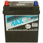 Акумулатори 4Max 4Max Starting Battery Jap 4MAX STARTING BATTERY JAP 35AH 300A L+  103.50 ЛВ.