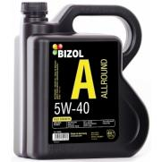 Моторни Масла Bizol BIZOL ALLROUND 5W-40 - 5 ЛИТРA  72.00 ЛВ.