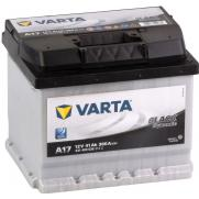 Акумулатори Varta Black Dynamic VARTA BLACK DYNAMIC 41AH 360 R+  110.50 ЛВ.