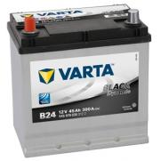 Акумулатори Varta Black Dynamic VARTA BLACK DYNAMIC 45AH 300 L+  114.80 ЛВ.