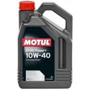 Моторни Масла Motul MOTUL 2100 POWER+ 10W-40 - 4 ЛИТРА  35.90 ЛВ.