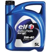 Моторни Масла Elf ELF EVOLUTION 900 NF 5W-40 - 5 ЛИТРA  42.90 ЛВ.