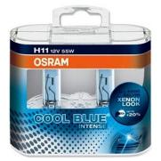 Крушки 12V H11 12V OSRAM H11 12V 55W COOL BLUE INTENSE КОМПЛЕКТ                 85.00 ЛВ.