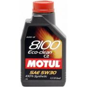 MOTUL 8100 ECO-CLEAN 5W-30 - 1 ЛИТЪР