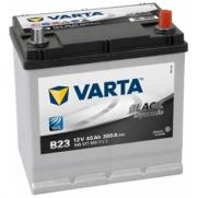 Акумулатори Varta Black Dynamic VARTA BLACK DYNAMIC 45AH 300 R+  119.50 ЛВ.