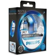 Крушки 12V H7 12V Philips PHILIPS H7 12V 55W COLOR VISION BLUE КОМПЛЕКТ                 88.00 ЛВ.