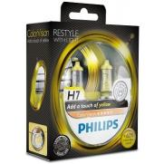 Крушки 12V H7 12V Philips PHILIPS H7 12V 55W COLOR VISION YELLO КОМПЛЕКТ                 88.00 ЛВ.