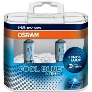 Крушки 12V H8 12V OSRAM H8 12V 35W COOL BLUE INTENSE КОМПЛЕКТ  62.00 ЛВ.