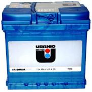 Акумулатори Uranio Iridium Top URANIO IRIDIUM TOP 55AH 510A R+                 140.00 ЛВ.