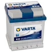 Акумулатори Varta Blue Dynamic VARTA BLUE DYNAMIC 42AH 390 R+  113.00 ЛВ.