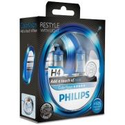 Крушки 12V H4 12V Philips PHILIPS H4 12V 60/55W COLOR VISION BLUE                 70.00 ЛВ.