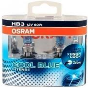 Крушки 12V Hb3 12V OSRAM HB3 12V 60W COOL BLUE INTENSE КОМПЛЕКТ  33.00 ЛВ.