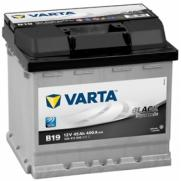 Акумулатори Varta Black Dynamic VARTA BLACK DYNAMIC 45AH 400 R+  110.50 ЛВ.