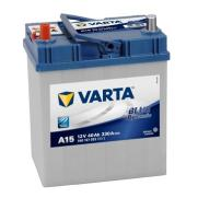 Акумулатори Varta Blue Dynamic VARTA BLUE DYNAMIC 40AH 330 L+  116.00 ЛВ.