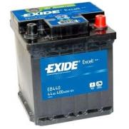 Акумулатори Exide Excell EXIDE EXCELL 44AH 400A R+  130.00 ЛВ.