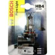 Крушки 12V Hb4 12V Bosch BOSCH HB4 12V 55W PURE LIGHT                 8.50 ЛВ.