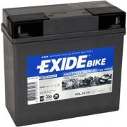 Акумулатори Exide Bike Agm & Conventional EXIDE BIKE YB16CL-B 19AH 240A R+  120.00 ЛВ.