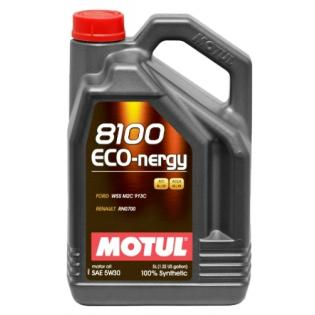 MOTUL 8100 ECO-NERGY 5W-30 - 5 ЛИТРА