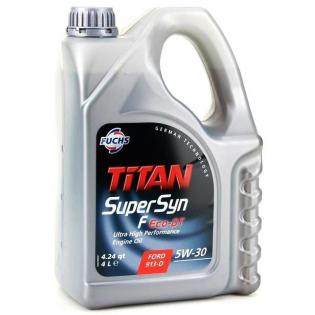 FUCHS TITAN SUPERSYN F ECO-DT 5W-30 - 4 ЛИТРА
